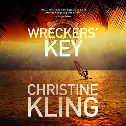 Wreckers' Key audiobook cover art