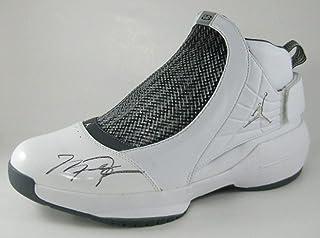 c4450e2cc7d0 Autographed Signed Michael Jordan Nike Air Jordan Autographed Signed Shoe  Xix 13.5 Memorabilia PSA DNA