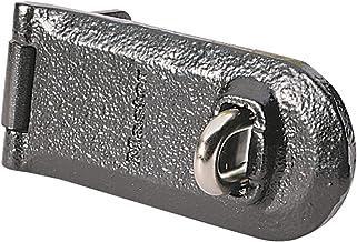 Master Lock 723EURD Heavy Duty Outdoor Door Padlock Hasp, 14 x 6 cm