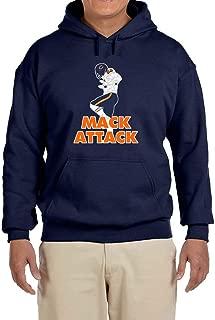 Navy Chicago Mack Attack Hooded Sweatshirt