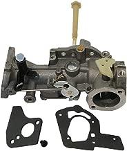VacFit Carburetor & GASKETS for Briggs Stratton Model 135202, 135207, 135212, 135217 Carb Replacement Parts