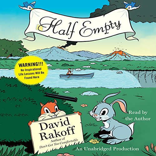 Half Empty Audiobook By David Rakoff cover art