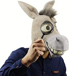 WXYXG Halloween Mask/Funny Animal Latex Mask/Halloween Masks Funny