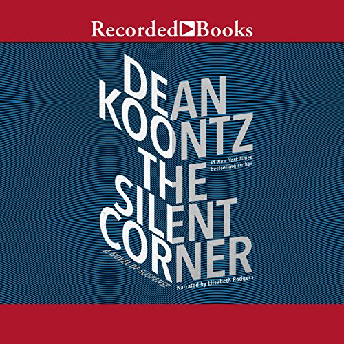 The Silent Corner audiobook cover art