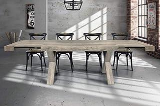 Izuzetak Gradonacelnik Rukavice Tavoli In Legno Grezzo Design Amazon Contrailfarms Com