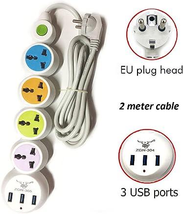 Caricabatteria rapido con Micro USB PLUG per Nytech nd-6360