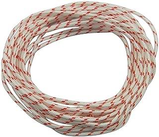Leeyu Recoil Starter Rope 10-Meter (Diameter 4.0mm) Pull Cord for Husqvarna STIHL Sears Craftsman Poulan Briggs Stratton Poulan Chainsaw/String Trimmer/Brush Cutter/Lawn Mower