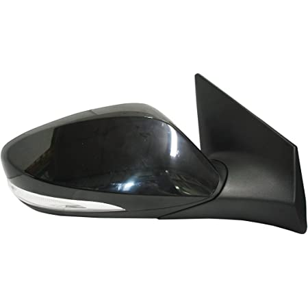 TYC 7710642 Compatible with Hyundai Elantra Left Non Heated Replacement Mirror