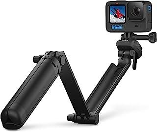 GoPro 3-Way 2.0 (statief/greep/verlengarm) - officieel GoPro-accessoire, AFAEM-002, zwart