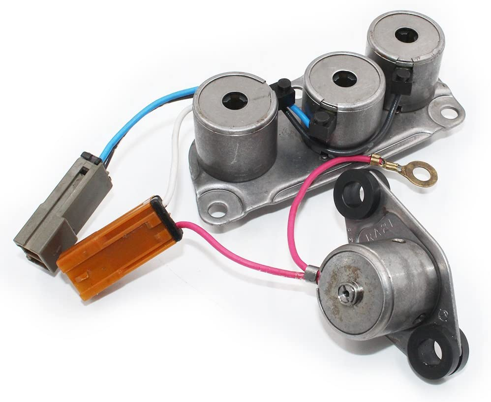 Koauto Remanufactured Sale price RE4R01A Transmissions Solenoid For Max 80% OFF Infinit