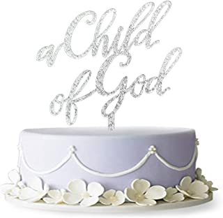 Best cake toppers christening Reviews