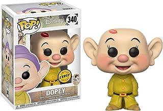 Blancanieves y los siete enanitos Dopey Pop! Variante de Vinilo Figure Chase