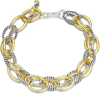 Bracelet Designer Brand Inspired Antique Women Jewelry Cable Wire Vintage Valentine