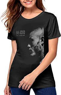 28ed42bf JohnJPerez Woman Lil Skies Life of A Dark Rose Music Band Classic T-Shirt