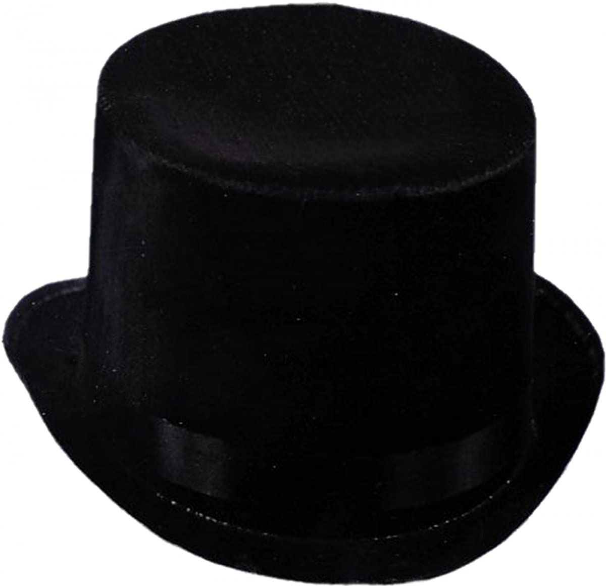 Top Hat Raleigh Mall - Trans Silk Medium Excellent Costume Accessory Adult