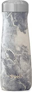 S'well 10320-B18-14140 Stainless Steel Travel Mug, 20oz, Blue Granite