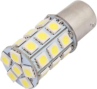 Aexit DC (Lighting fixtures and controls) 12V 1157 White 27LEDs Lights Bulbs for Light (53ry243qf316) Lamps Replacement