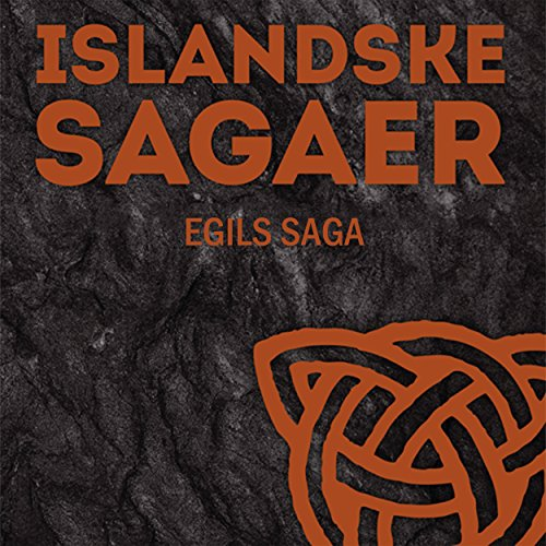 Egils saga audiobook cover art
