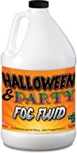1 Gallon (128 Oz.) Great Party & DJ Fog Juice for Water Based Fog Machines - American Made - Perfect Fog Fluid for Small 400 Watt to Higher Wattage 1500 Watt Foggers