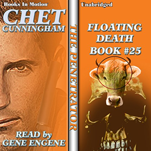 Floating Death audiobook cover art