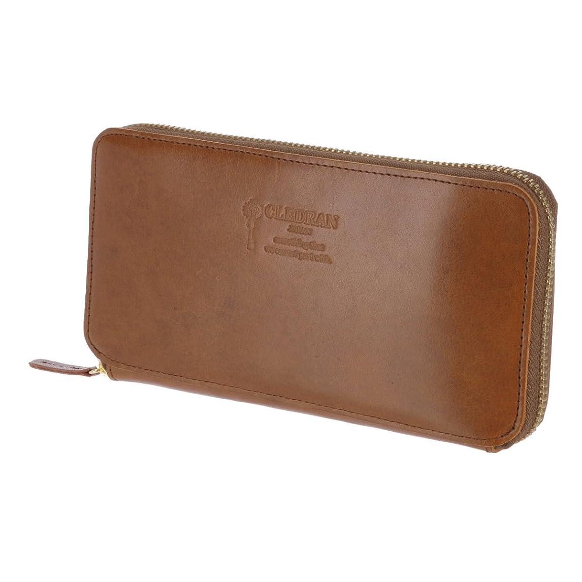 スチュワーデスフルート(クレドラン) CLEDRAN 長財布