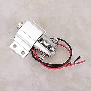 Qiilu Universal Front Brake Line Lock Kit Roll Control System Hill Holder Control Kit (Silver)