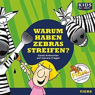 Warum haben Zebras Streifen? Titelbild