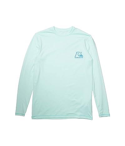 Quiksilver Kids Heritage Long Sleeve Surf Shirt (Big Kids)