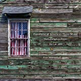 """Piano Introduction to """"Little House I Used to Live In""""..."""