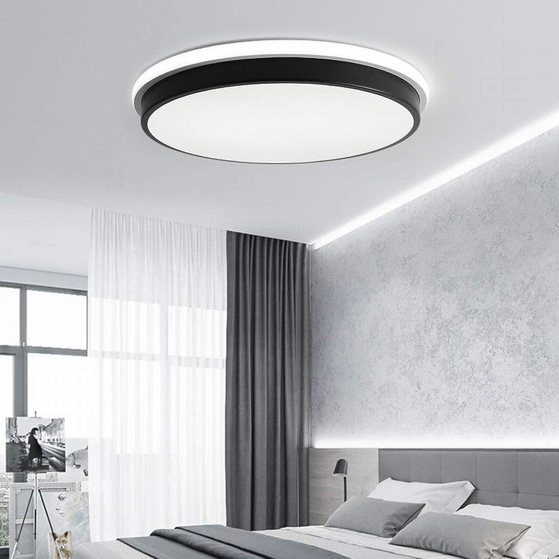 Einfache Lampe Wohnzimmer Deckenleuchte Led MackeJacke ...