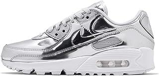 Nike Womens Air Max 90 Sp Running Womens Casual Shoes Cq6639-001
