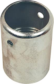Nickel Plated Brass AIGNEP USA 88958-08-08 Flow Control Knob Adjustment 1//2 Tube x 1//2 Swift-Fit Universal Thread Flow Out