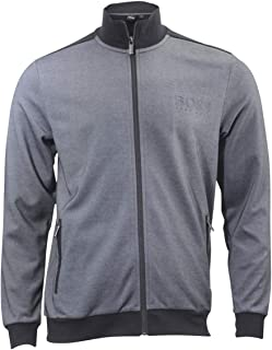 Hugo Boss Men's Bicolored Pique Tracksuit Jacket