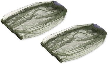 moustiquaire Filet anti-insectes avec lucks Tone doux strapa zierf/ähiger anti-moustiques pour p/êche camping imkerei Activit/és en plein air VORCOOL Moustiquaire avec filet