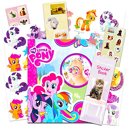 Savvi Disney Temporary Tattoos for Kids (My Little Pony)