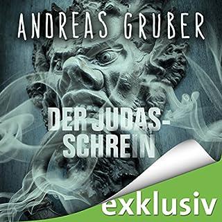 Der Judas-Schrein audiobook cover art