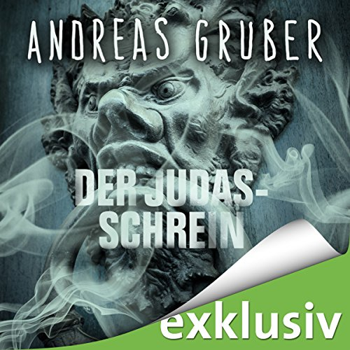 Der Judas-Schrein audiobook cover art