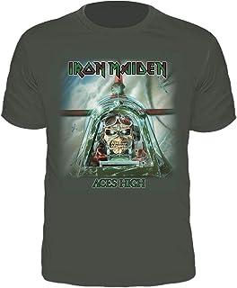 Camiseta Iron Maiden Aces High