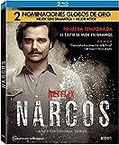 Narcos - Temporada 1 (2 BDs) [Blu-ray]