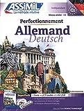 Superpack Usb Perfectionnement Allemand (livre+4 CD audio+1 Clé USB)