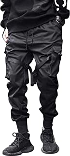 ONTTNO Men's Casual Jogger Sweatpants Basic Jogger Pant Elastic Waist