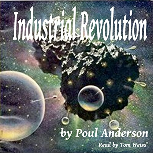 Industrial Revolution audiobook cover art