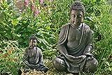 Figura Buda, Buda de resina ARTÍSTICA, Arrodillada O Sentado,...