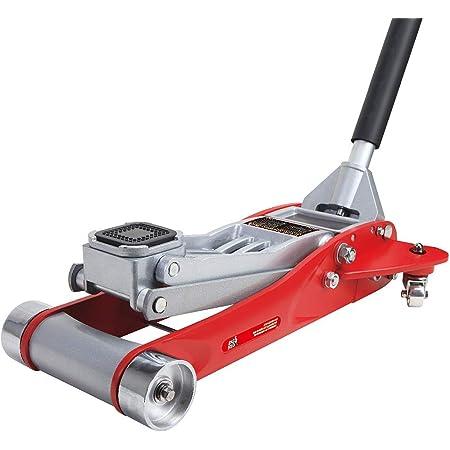 Double Piston Pump 3 Ton Capacity Torin Big Red Aluminum Racing Floor Jack