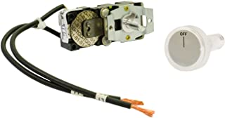 TPI 32T1 Single Pole Thermostat with Positive Off for Series 3200 Midsized Fan Forced Wall Heater