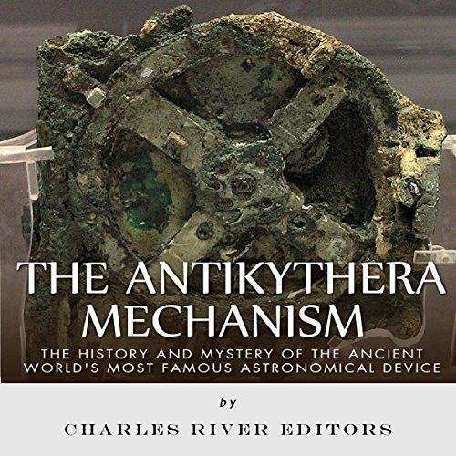 The Antikythera Mechanism audiobook cover art