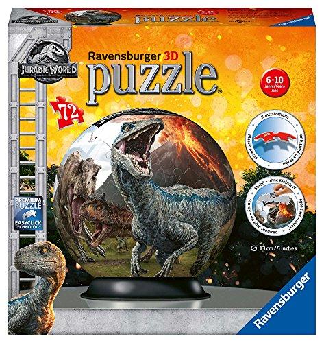 Ravensburger 3D Puzzle 11757 - Jurassic World 2 - 72 Teile