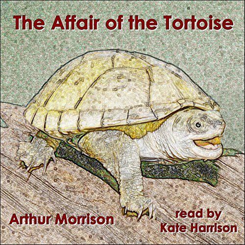 The Affair of the Tortoise audiobook cover art