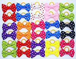 Yagopet Small Dog Hair Bows