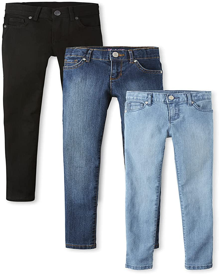 shop The Children's Place girls Jeans Super Skinny Ranking TOP3